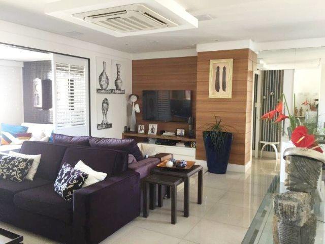 Apartamento de 3 suítes, nascente total– Cidade Jardim