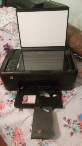 Impressora deskjet hp f4480