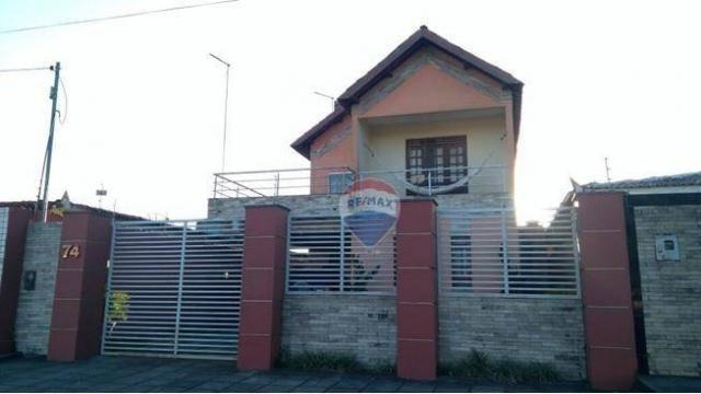 Casa residencial à venda, Conjunto Santa Monica, Solânea- PB