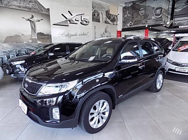 KIA SORENTO 2014/2015 3.5 S.670 V6 4X4 24V GASOLINA 4P AUTOMÁTICO