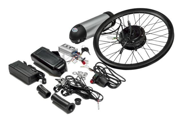 Kit Bicicleta Elétrica - Bateria de Lithium 30KM