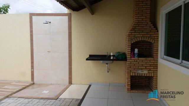 Casa com 3 dormitórios à venda, 90 m² por R$ 230.000 - São Bento - Fortaleza/CE - Foto 7