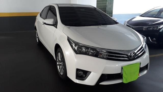 Corolla 2017 Xei 2.0 + GNV - MUITO NOVO - particular - carro de garagem - 43550km - Foto 7