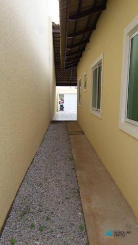Casa com 3 dormitórios à venda, 90 m² por R$ 230.000 - São Bento - Fortaleza/CE - Foto 2