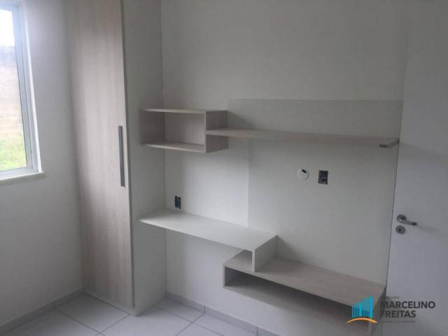 Apartamento residencial à venda, Jangurussu, Fortaleza. - Foto 9