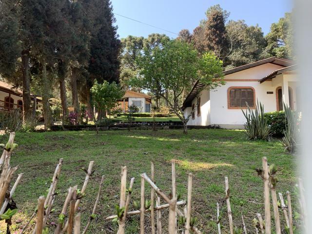Casa e terreno c/ 800m2 no Centro