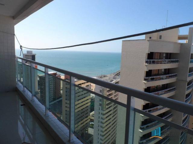 Apartamento residencial à venda, Meireles, Fortaleza - AP2772. - Foto 12