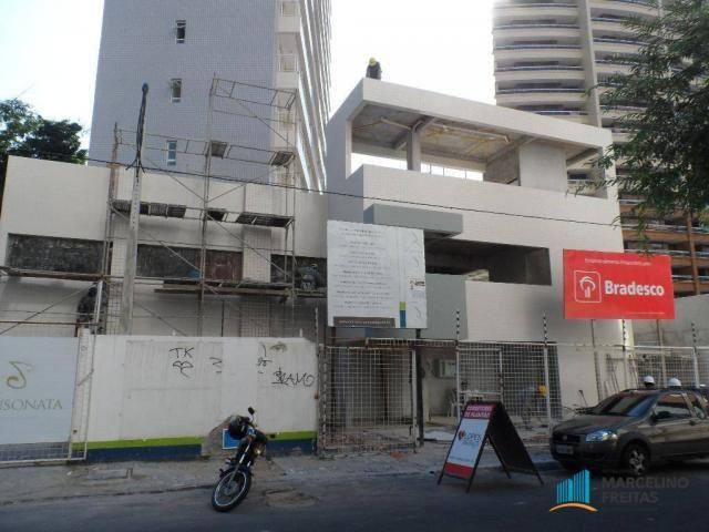 Apartamento residencial à venda, Meireles, Fortaleza - AP2772. - Foto 3