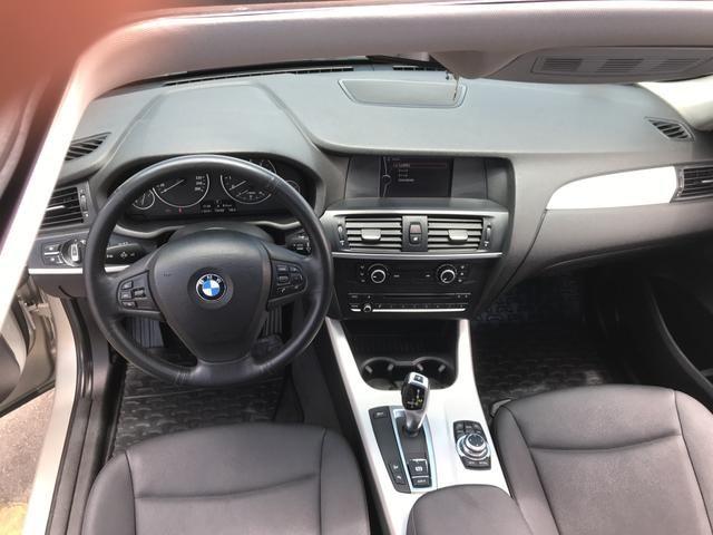Excelente X3. Segundo Dono.2011/2012 carro foi do Corpo Diplomático - Foto 6