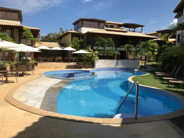 Village com 2 suítes à venda, 72 m² por r$ 1.000.000 - praia do forte - mata de são joão/b