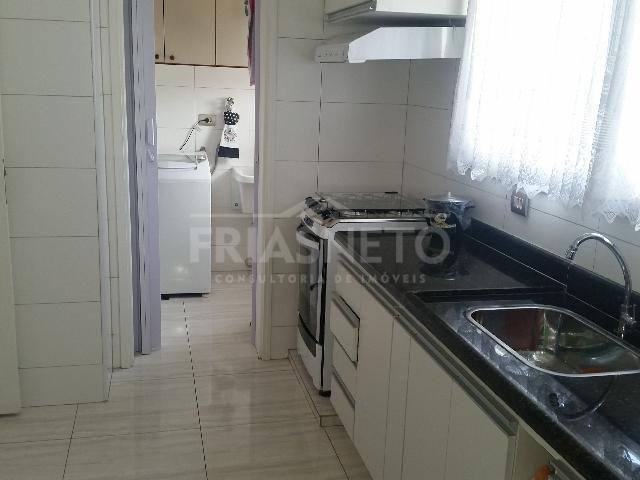 Apartamento à venda com 3 dormitórios em Vila monteiro, Piracicaba cod:V8377 - Foto 12