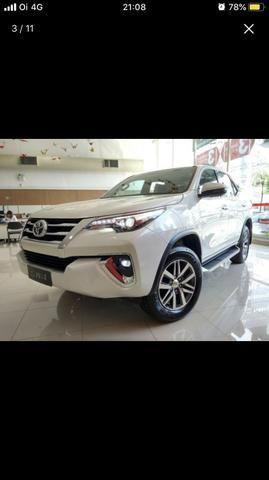 Toyota SW4 2.8 SRX 7 lugares fone: 62. *