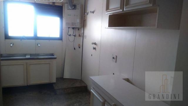 Apartamento para locação, Edifício Villa Guazzelli, no centro de São Bernardo do Campo. - Foto 20