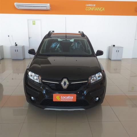 SANDERO 2018/2019 1.6 16V SCE FLEX STEPWAY DYNAMIQUE EASY-R