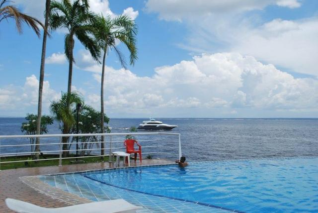 Flat Tropical Manaus/ Vista pra Orla da Ponta Negra - Foto 10