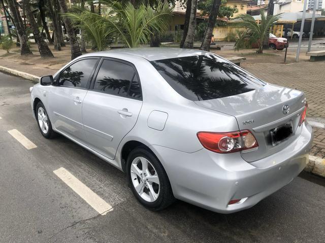 Toyota Corolla GLi 1.8 2012 (Aut) - Foto 7