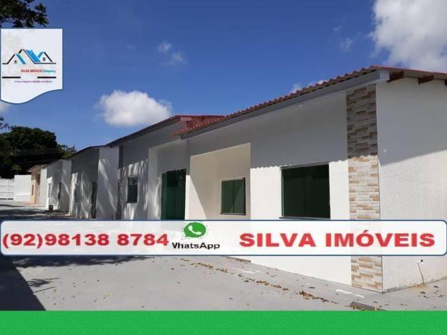 2qrts No Aleixo Cd Fechado Px A Sefaz Casa Nova Pronta Pra Morar orfft yxcfs - Foto 7