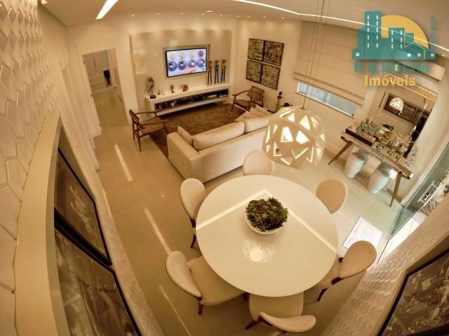 Casa no Condomínio Morumbi - Casa com 3 suítes - 100% Mobiliada - 4 vagas
