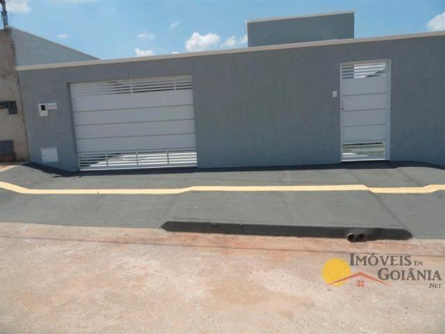 Casa de 3 Quartos para venda Sozinha no Lote de 300M² - Setor Jardim Fonte Nova
