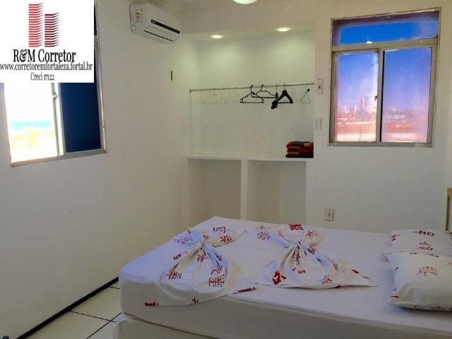 Apartamento por temporada na Praia do Futuro em Fortaleza-CE A Partir R$ 180,00 - Foto 9