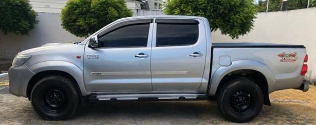 Toyota Hilux 3.0 CD 4x4 STD -2015 - Estado de Zero - Foto 3