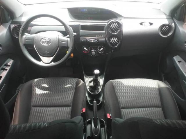 Toyota Etios X - Foto 9