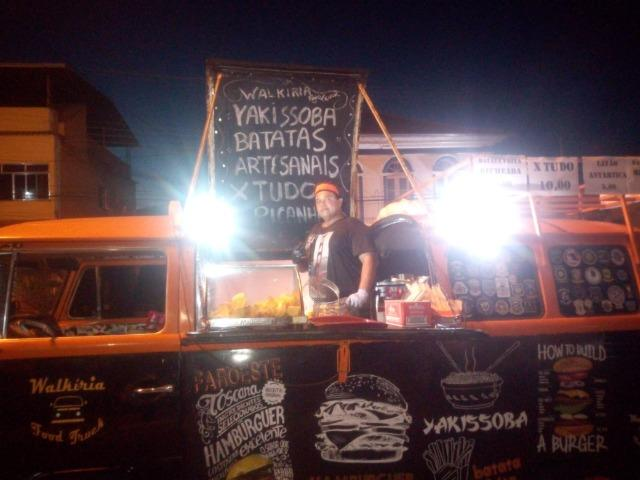 Kombi food truck / motor home 18.000 - Foto 4
