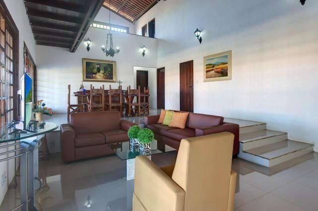 Linda mansão duplex, mobiliada, no porto das dunas - Foto 14