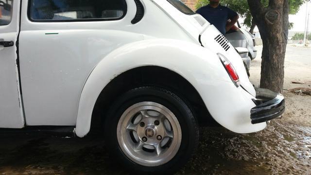 Jogo de rodas de fusca Gaúcha com 4 pneus * - Foto 2