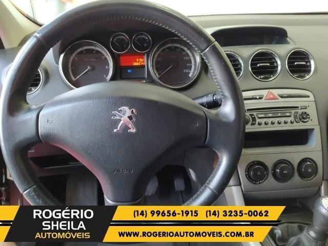 308 1.6 16V 4P Flex Active(Rogério automóveis ) - Foto 7
