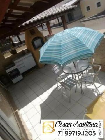 Cobertura 4/4 sendo 1 suite e terraço livre - Gran Ville das Artes - Lauro de Freiras - Foto 14