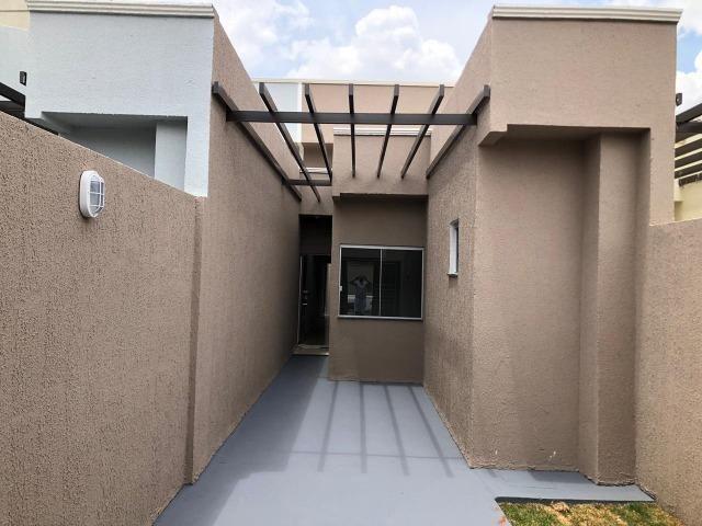 Casa nova 2 suites 2 vagas otima localização ac financiamento - Foto 18