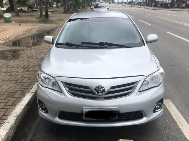 Toyota Corolla GLi 1.8 2012 (Aut) - Foto 8