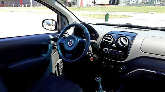 Fiat Palio Completo TOP Attractive 2016 - Foto 2