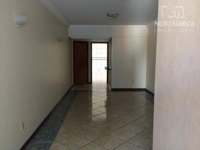 Apartamento com 3 quartos para alugar, 120 m² por R$ 1.300/mês - Praia de Itaparica - Vila - Foto 5