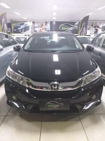 CITY 2014/2015 1.5 EX 16V FLEX 4P AUTOMÁTICO