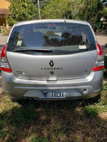 Renault Sandero expression 1.6 completo,pra vender logo!!! - Foto 4