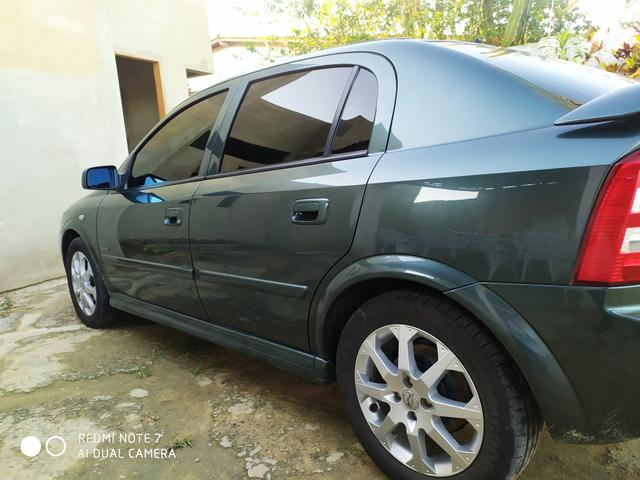 Chevrolet Astra Advantage motor 2.0 Flexpower 2009/2009 - Foto 15