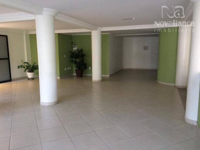 Apartamento com 3 quartos para alugar, 120 m² por R$ 1.300/mês - Praia de Itaparica - Vila - Foto 3