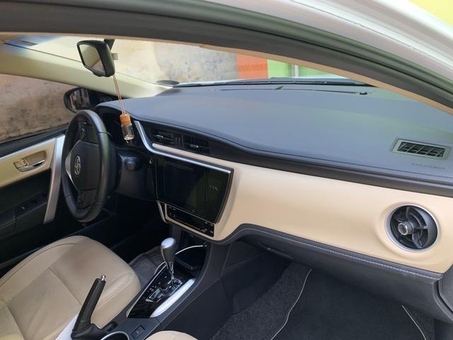 Corolla Altis 2018 Muito Novo - Foto 6