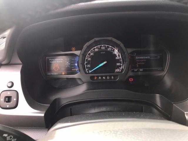 Ranger limited 3.2 diesel automática top de linha baixo km - Foto 12