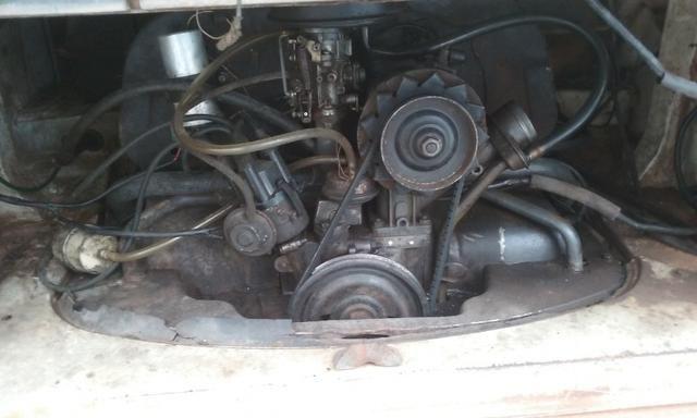 Sucata de Volkswagen Kombi Envidraçada 94/95 - Somente para Peças - Foto 6