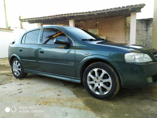 Chevrolet Astra Advantage motor 2.0 Flexpower 2009/2009 - Foto 14