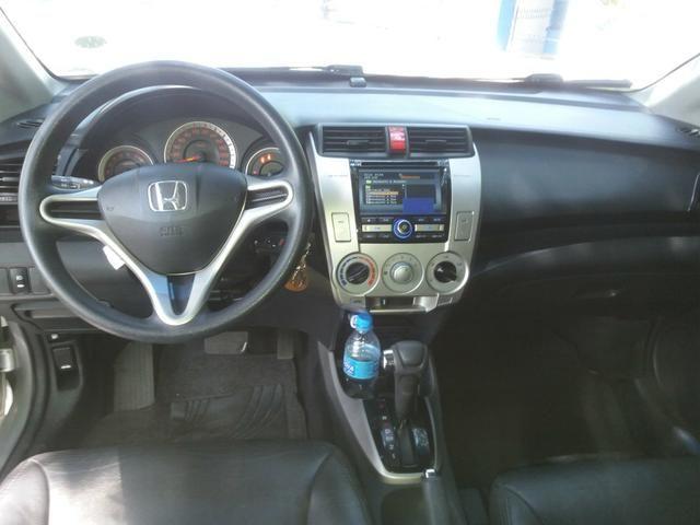 Vende-se um Honda City Automático LX 2012 - Foto 6