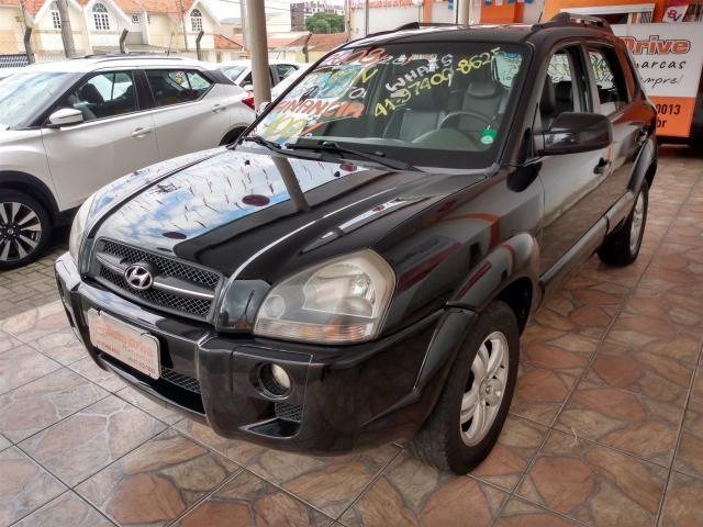 TUCSON 2008/2008 2.0 MPFI GL 16V 142CV 2WD GASOLINA 4P MANUAL - Foto 3