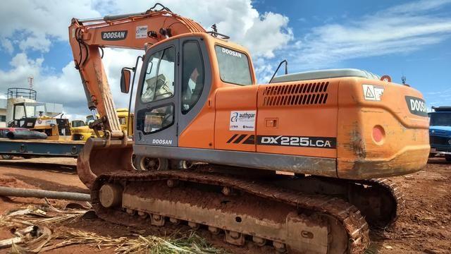 Escavadeira prestação de serviço - Foto 2