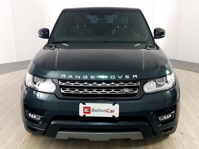 Land Rover Range R.Sport SE 3.0 4x4 TDV6/SDV6 Dies. - Verde - 2014 - Foto 5