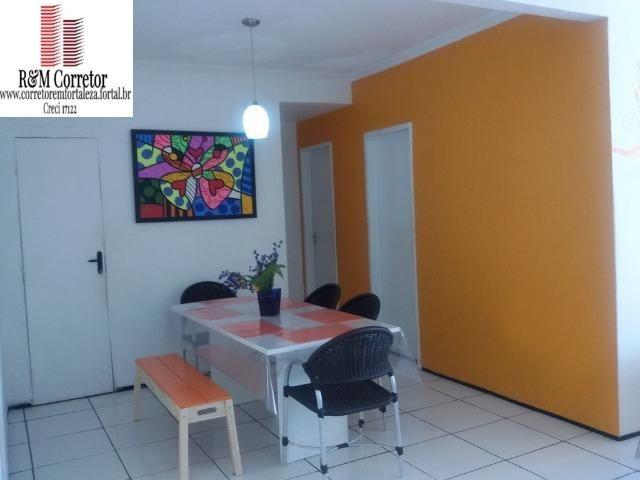 Apartamento por temporada na Praia do Futuro em Fortaleza-CE A Partir R$ 180,00 - Foto 3