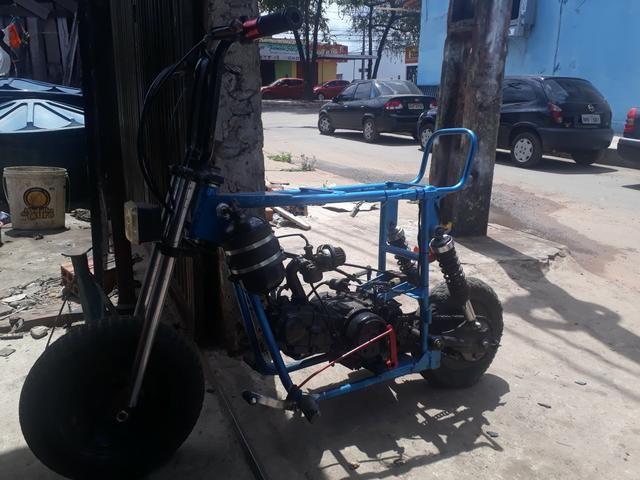 Mini moto 100cc - Foto 2