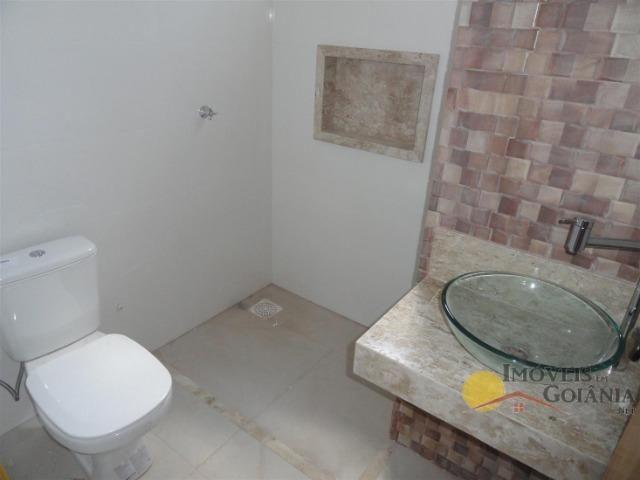Casa de 3 Quartos para venda Sozinha no Lote de 300M² - Setor Jardim Fonte Nova - Foto 7